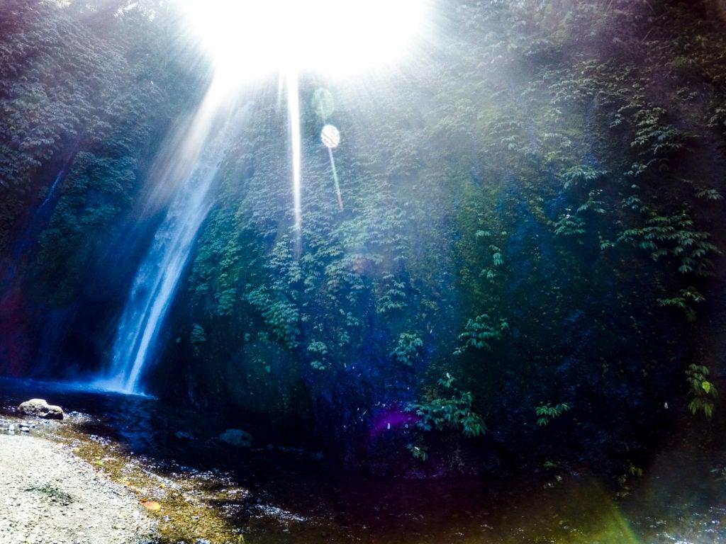 Munduk Waterfall Bali Indonesia