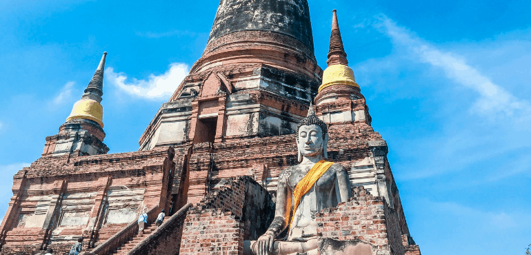 Day Trip to Ayutthaya and Beyond   Temples, Buddhas & Giant Shrimp