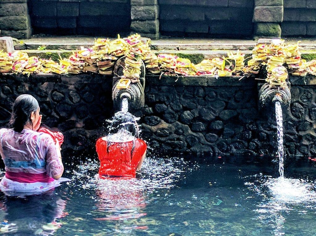 Pura Tirta Empul Bali Indonesia