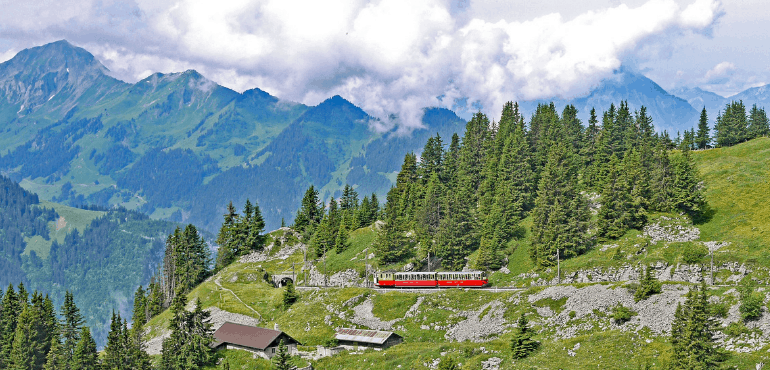 The Most Scenic Trains in Europe You Should Try