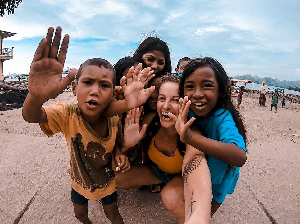 kids-flores ▷ No te olvides de visitar el Parque Nacional Komodo mientras estés en Indonesia
