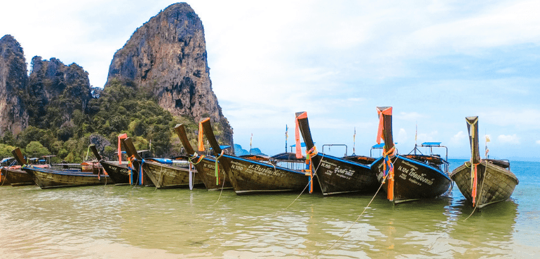 Railay-Beach-Thailand-min ▷ Qué hacer en Ao Nang y Krabi, Tailandia