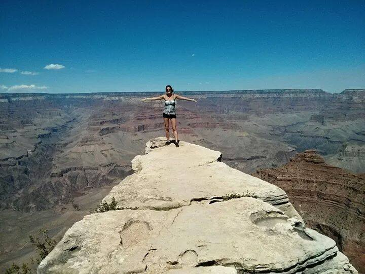 grand canyon girl