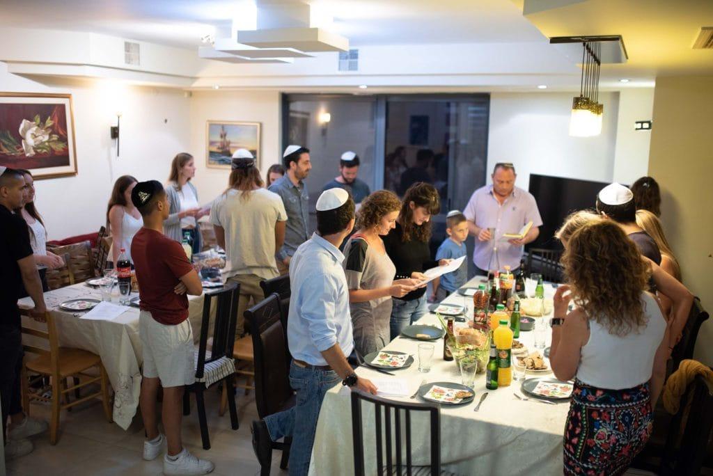 Shabbat Dinner with Betzavta