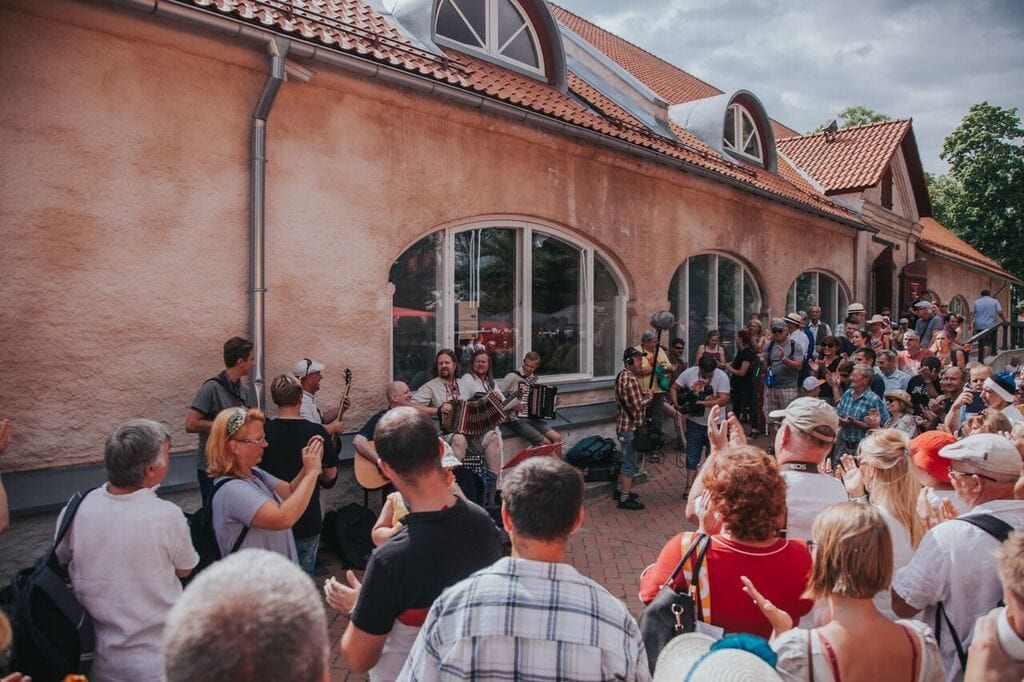 Viljandi Folk Music Festival