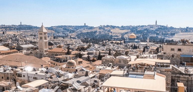 3 Days in Jerusalem (What to Do, Where to Eat and Where to Stay)
