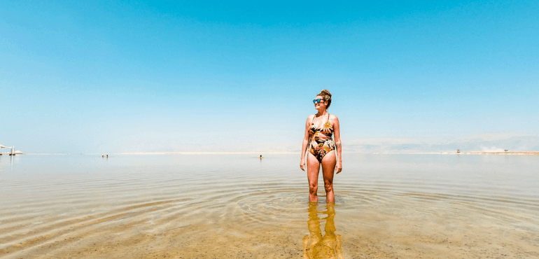 Tips for Swimming in the Dead Sea