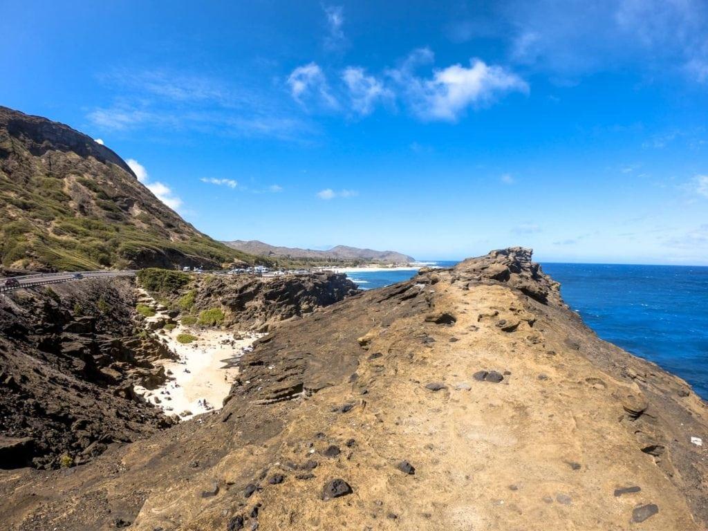 Oahu east coast