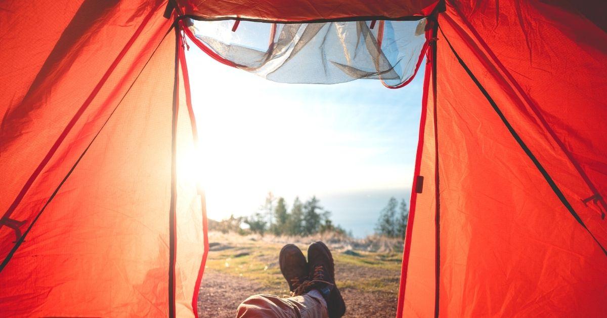 3 room tents