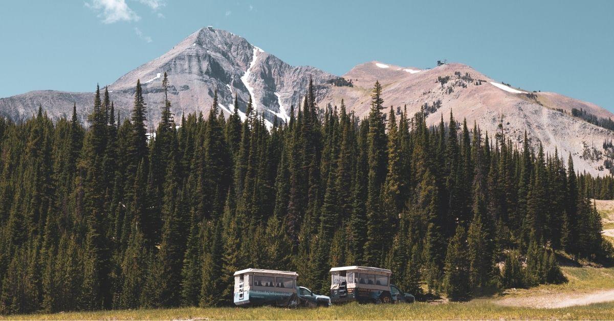 Best honeymoon spots in usa Big Sky