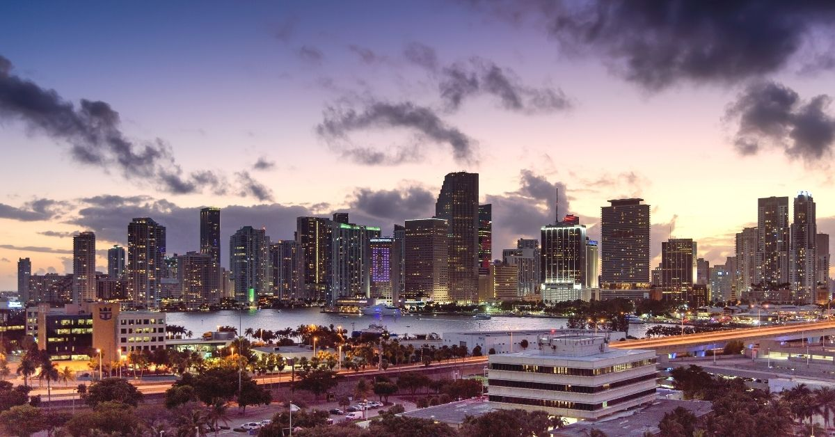 Best honeymoon spots in usa Miami