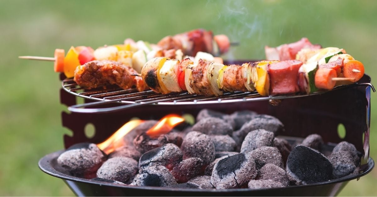 Lunch ideas for camping