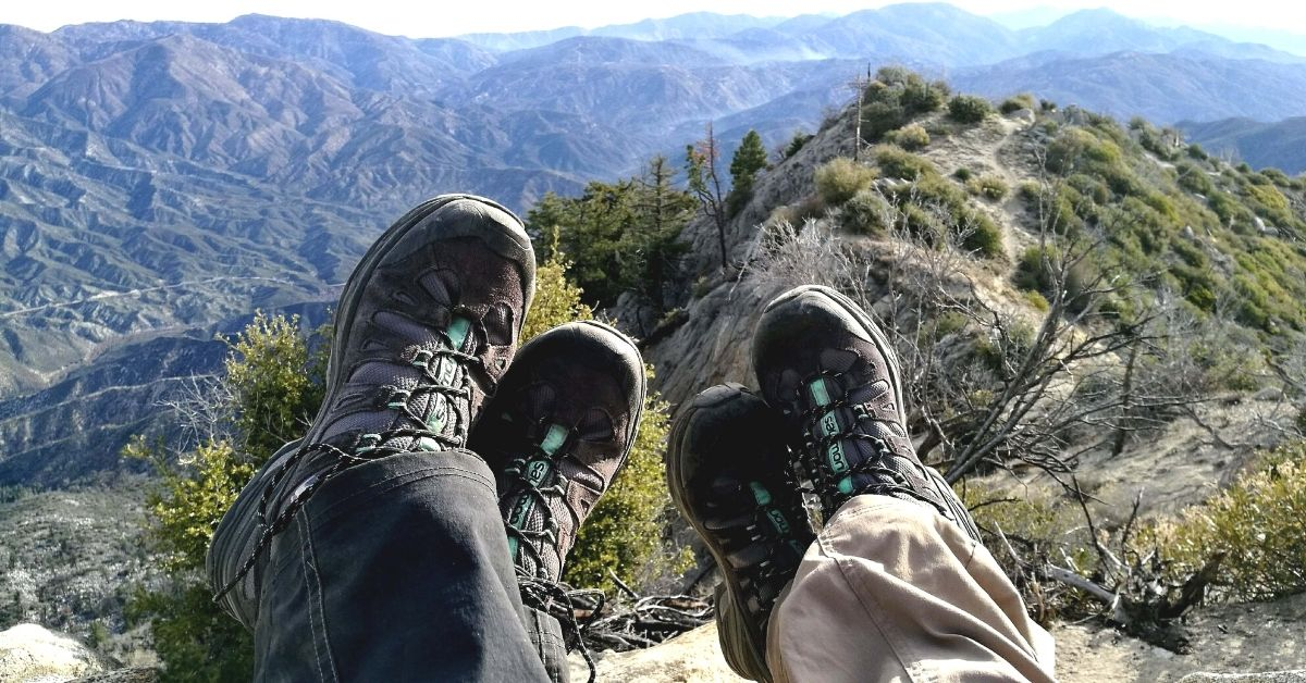 What to wear to go hiking