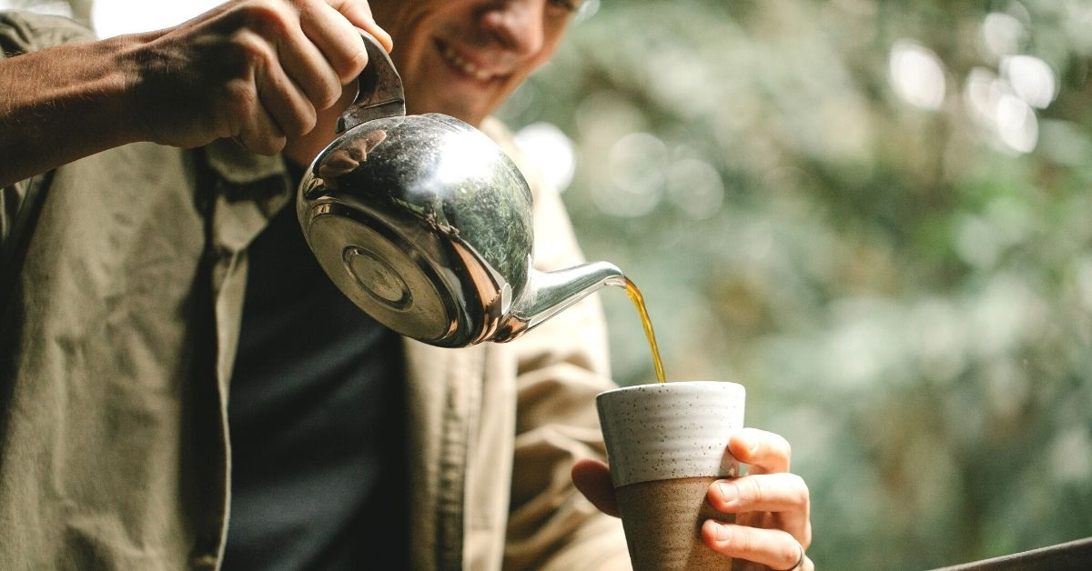 best way to make coffee camping