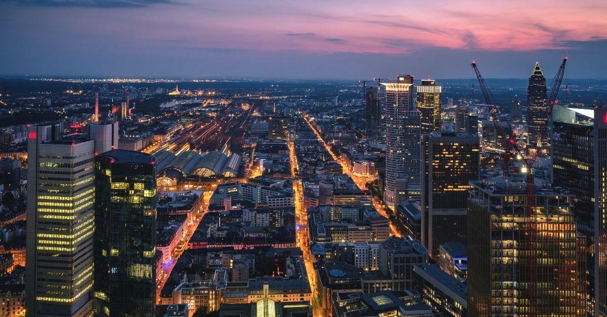 travel guide to Frankfurt