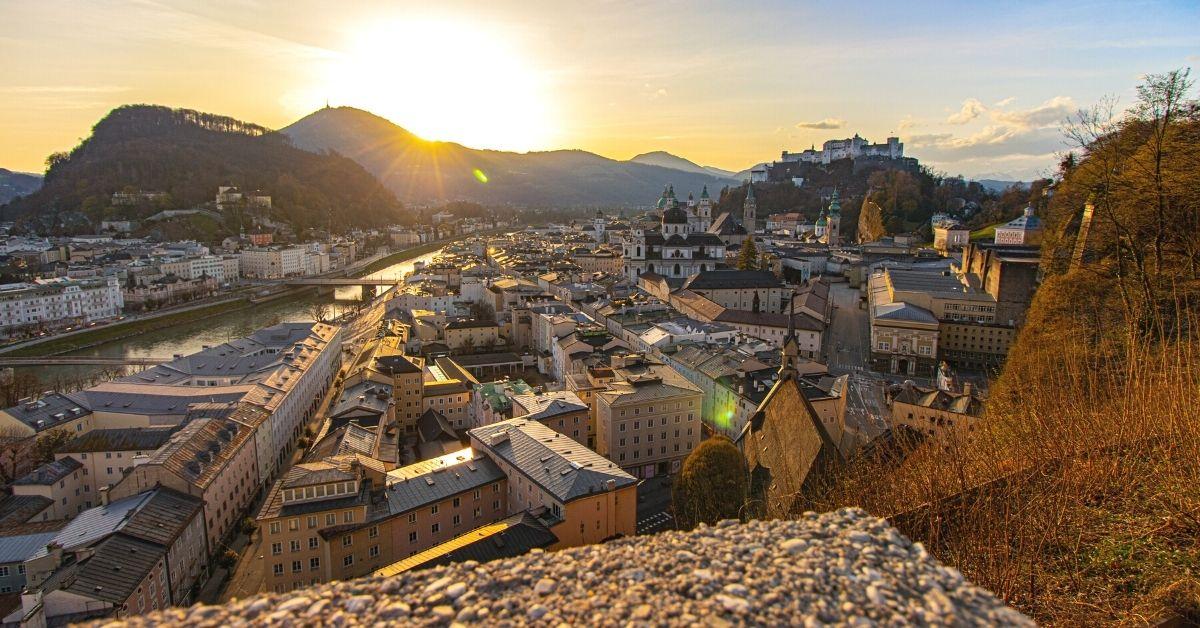 2 days Salzburg itinerary