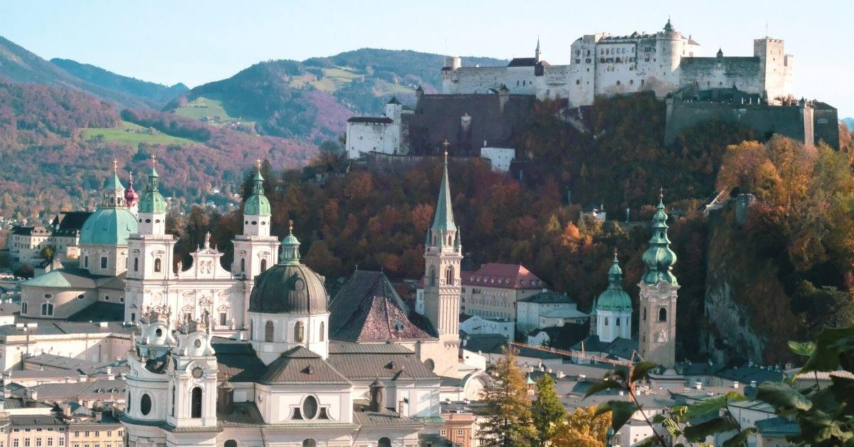 2 days in Salzburg