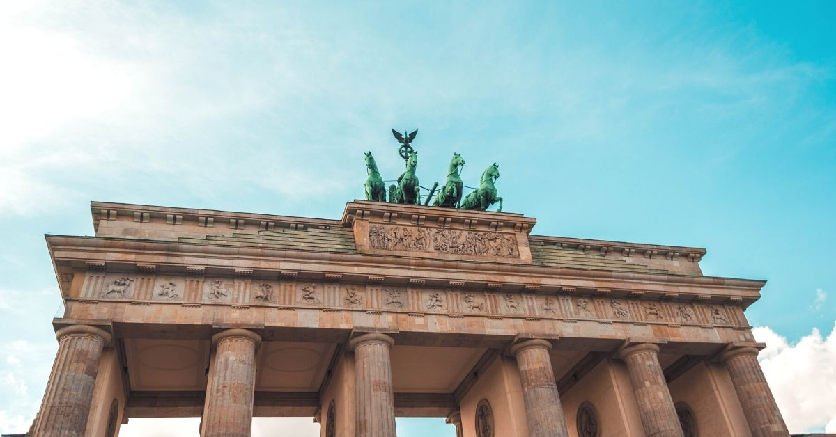 Berlin itinerary