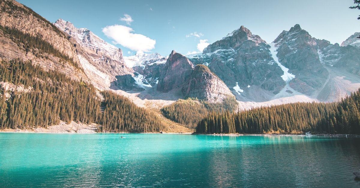 Best campsites in Alberta