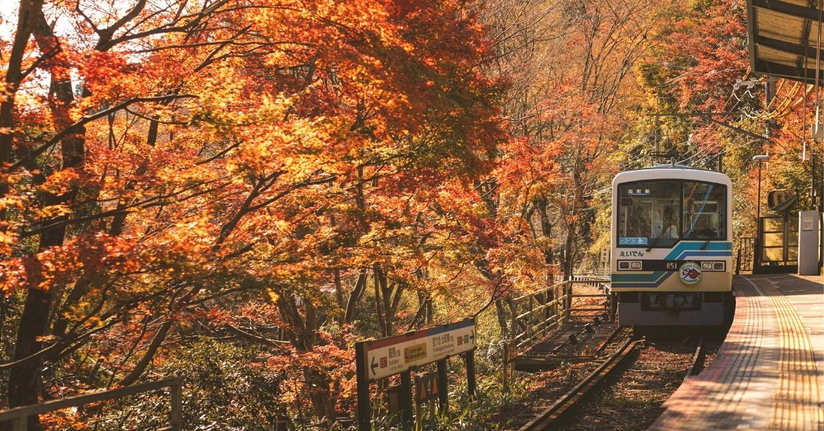 Best places to visit in Kyoto during autumn