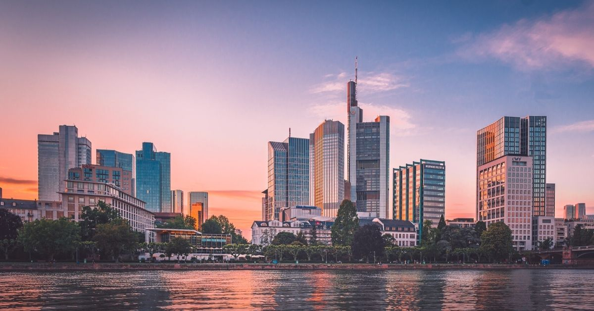 Frankfurt itinerary