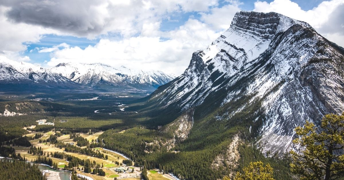 Good camping spots in Alberta