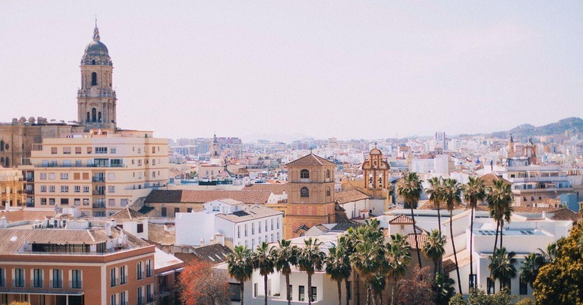 Spain scenic drives