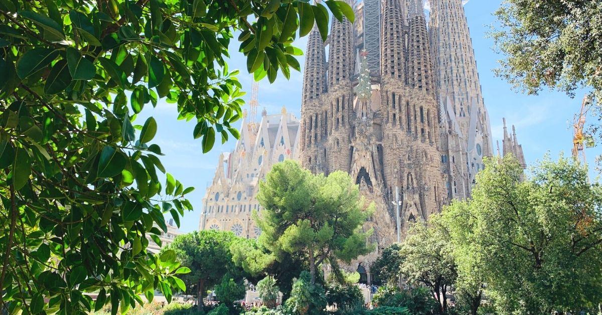 Weekend in Barcelona