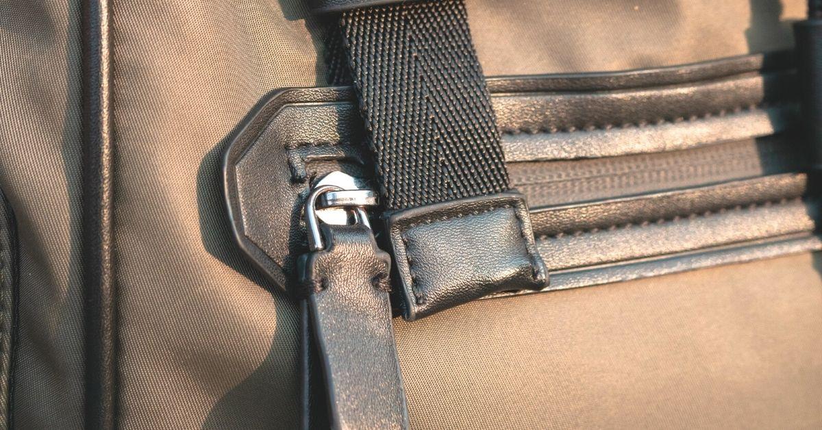 how to fix a broken zipper on a backpack