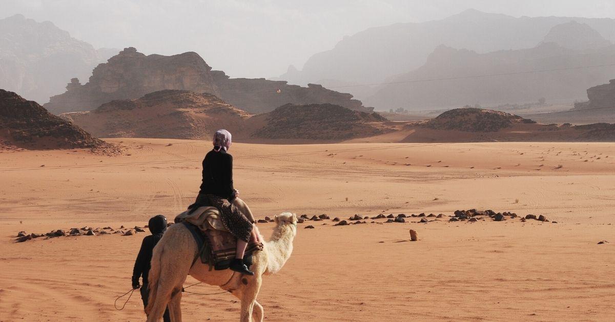 Budget travel in Jordan