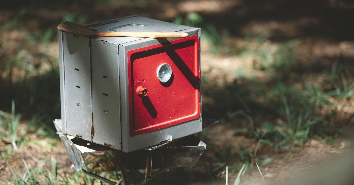 How to make toast when camping