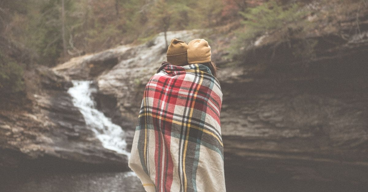 Wool blankets for camping