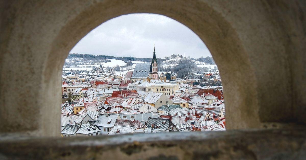 best winter in Prague