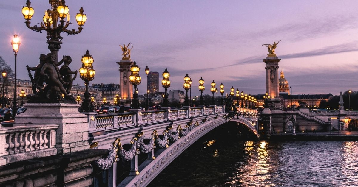 how many days do you need in Paris