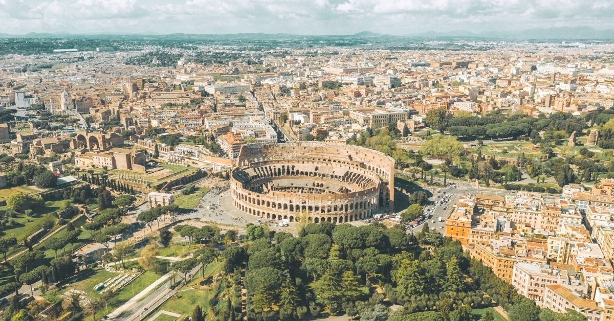 how many days in Rome